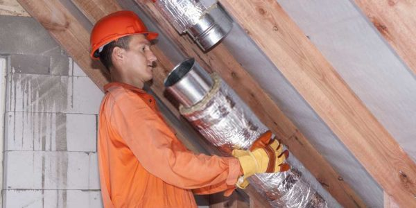Air Ducts Installation