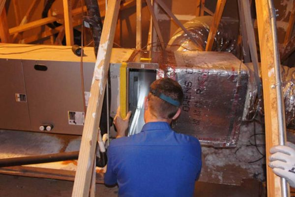 Air Ducts Repair Experts
